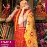 GulAhmed Chunri Collection from Normal Summer 2014 12