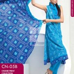 GulAhmed Chunri Collection from Normal Summer 2014 123
