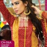 GulAhmed Chunri Collection from Normal Summer 2014