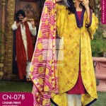 GulAhmed Chunri Collection from Normal Summer 2014 2