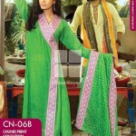 GulAhmed Chunri Collection from Normal Summer 2014 3