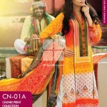 GulAhmed Chunri Collection from Normal Summer 2014 8