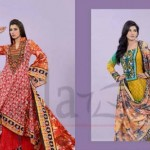 Lala Classic Lawn Vol 1.collection 2014 20