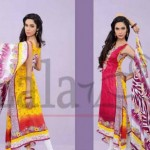 Lala Classic Lawn Vol 1.collection 2014 6