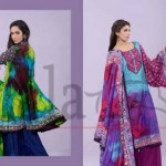 Lala Classic Lawn Vol 1.collection 2014 9