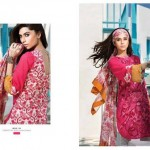 Mahnoush Lawn Dresses 2014 Volume 2 For Women 2