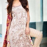 Mahnoush Lawn Dresses 2014 Volume 2 For Women 4