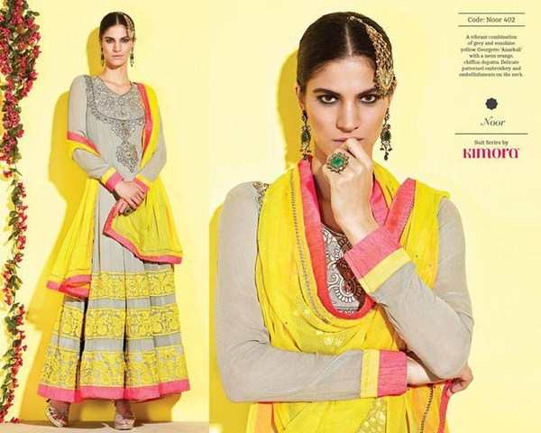 Mansha Party Dresses 2014 For Women 5