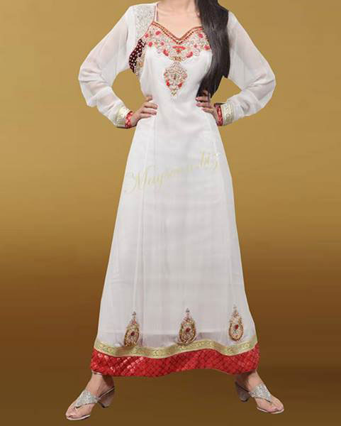 Maysoon Summer Dresses 2014 For Girls 4