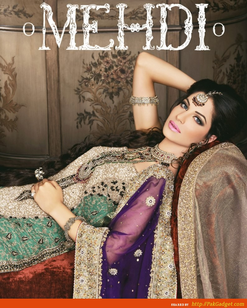 Mehdi Bridal Wear Dresses 2014 For Women 5