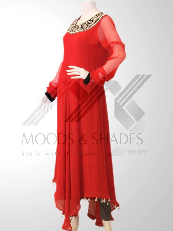 Moods And Shades Summer Dresses 2014 For Women 1