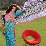 Nation by Riaz Art Lawn Prints 2014 For Summer 1