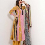 Nation by Riaz Art Lawn Prints 2014 For Summer 2