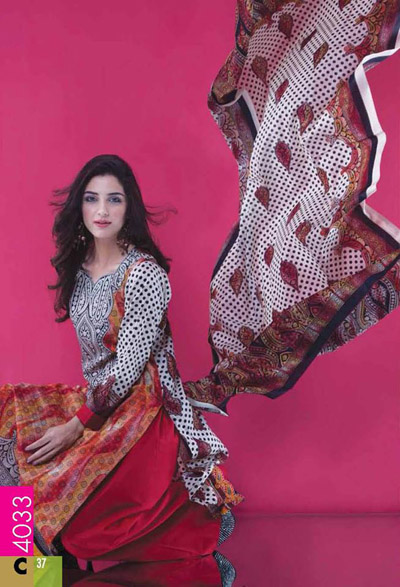 Naveed Nawaz textiles summer dress collection 2014 5c