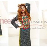 Needle Impressions Ready to Wear Lawn Dresses 2014 for Women 1