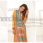 Needle Impressions Ready to Wear Lawn Dresses 2014 for Women 2