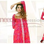 Needle Impressions Ready to Wear Lawn Dresses 2014 for Women 3