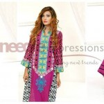 Needle Impressions Ready to Wear Lawn Dresses 2014 for Women 5