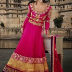 New Designs Anarkali Suits Collection 2013 For Girls