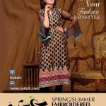 Nukshi Embroidered Dresses 2014 for Women 2