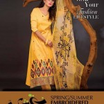 Nukshi Embroidered Dresses 2014 for Women 5