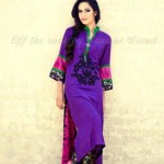 Off the rack by Sundas Saeed new lawn collection 2014