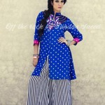 Off the rack by Sundas Saeed summer dress 2014