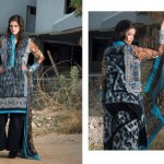 Pardesi Textile Umaimahs Embroidered Lawn Dresses 2014 For Women