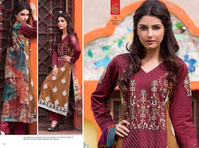 Parisha vol.3 By Rujhan Fabrics.collection 2014 16