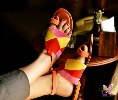 Purple Patch shoes collection 2014 1