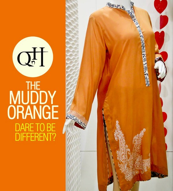 QnH Summer Dresses 2014 For Women 1