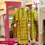 Rang Ja embroidery summer dress collection 2014 6
