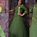 Rani Siddique Summer Dresses 2014 For Girls