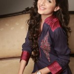 Rani Siddique Summer Dresses 2014 For Girls 4