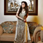 SamreenHaider Party Dresses 2014 For Summer