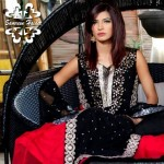 SamreenHaider Party Dresses 2014 For Summer 2