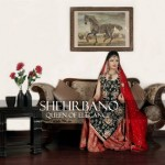 ShehrBano collection 2014 bridal dress collection 2