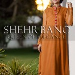 ShehrBano summer dresses collection 2014 1