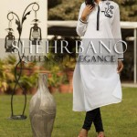 ShehrBano summer dresses collection 2014 2