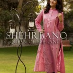 ShehrBano summer dresses collection 2014 4