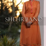 ShehrBano summer dresses collection 2014 6