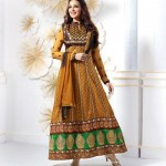 Sonali anarkali frocks collection 2014 10c