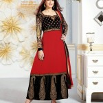 Sonali anarkali frocks collection 2014 11