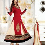 Sonali anarkali frocks collection 2014 12