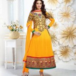 Sonali anarkali frocks collection 2014 14c