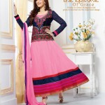 Sonali anarkali frocks collection 2014 5