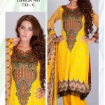 Star Krinkle Chiffon Lawn VOL.2 collection 2014 23
