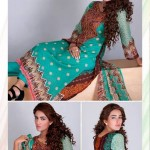 Star Krinkle Chiffon Lawn VOL.2 collection 2014 25