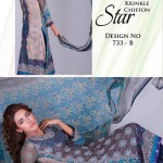 Star Krinkle Chiffon Lawn VOL.2 collection 2014 28