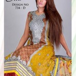 Star Krinkle Chiffon Lawn VOL.2 collection 2014 29